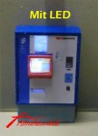 Ticketautomaat SBB breed met LED H0