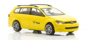 "Rietze VW Golf 7 Variant ""Post.at"", Epoche VI (AT)"