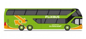 "NEOPLAN Skyliner '11 ""Flixbus - Dr. Richard"""